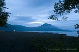 Lake Shikotsu Camp Site