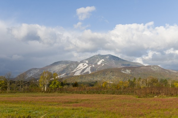 Niseko's First Snow 2010-2011.