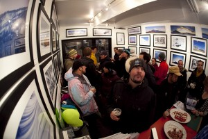 Niseko Photography Gallery Opening 2010