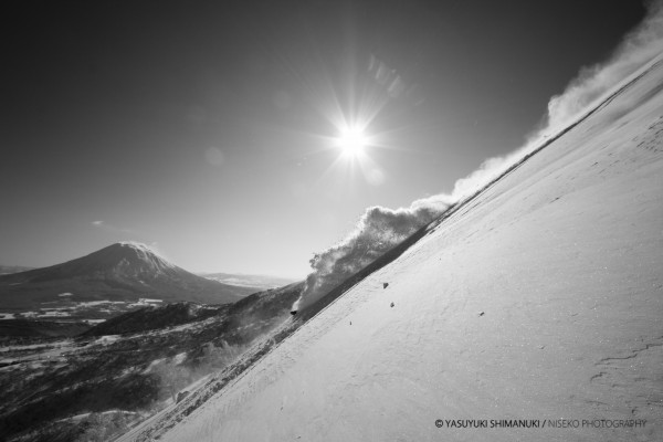 AMAZING JANUARY IN NISEKO 2012 - Surprizingly awesome POW ever been!!!!!!