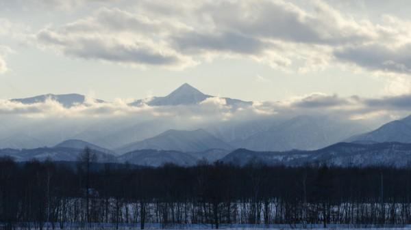 Southern Daisetsuzan peak...