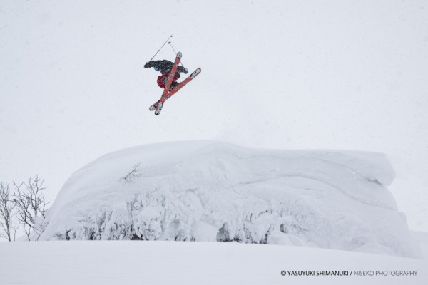 AMAZING POWDER WONDERLAND IN HOKKAIDO BC - Niseko and Asahikawa 2012
